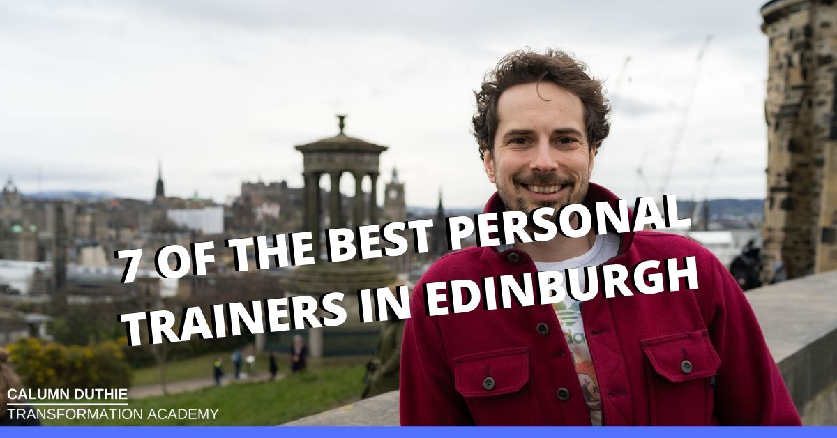 The best Personal Trainers In Edinburgh, Online Personal Training