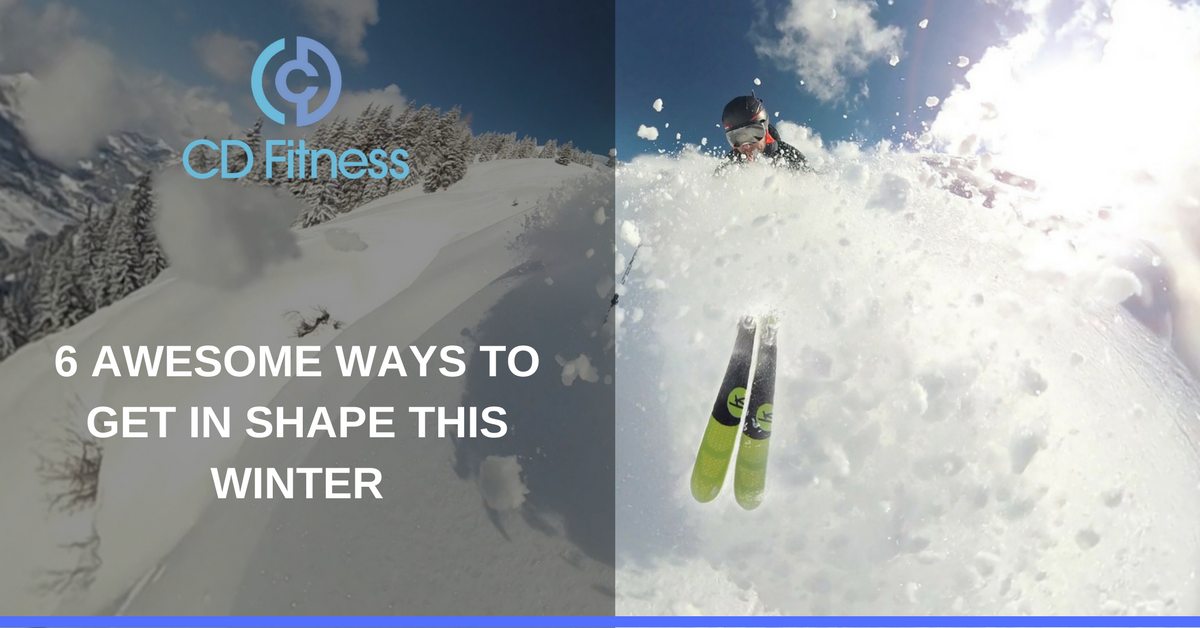 Ski Snowboard Winter Fitness Training