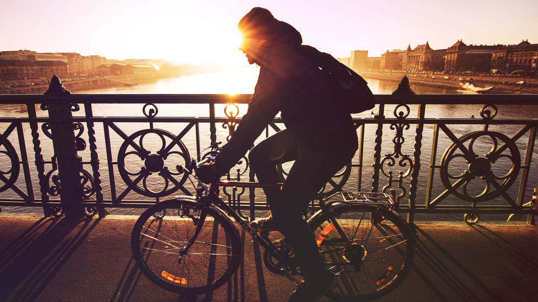 Keeping active on your bike with Edinburgh personal training