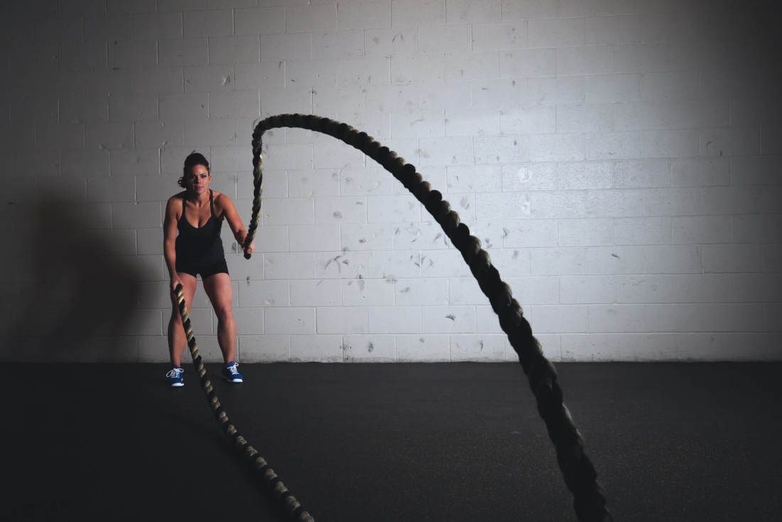 CrossFit Training In Edinburgh