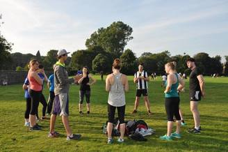 Edinburgh's Best Outdoor Bootcamp